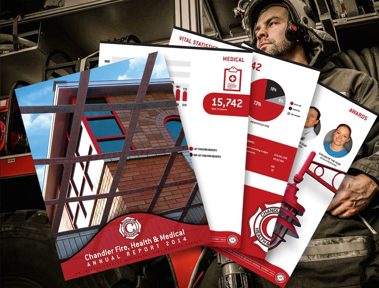 Professional Annual Report Design
